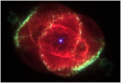 فاذا انشقت السماء فكانت وردة كالدهان - الاعجاز العلمي في القران بالصور